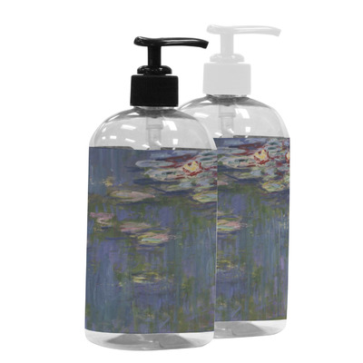 Water Lilies by Claude Monet Plastic Soap / Lotion Dispenser