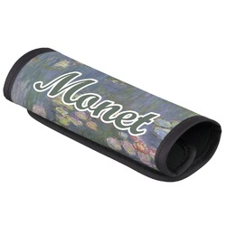 Water Lilies by Claude Monet Luggage Handle Cover