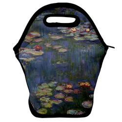 Water Lilies by Claude Monet Lunch Bag