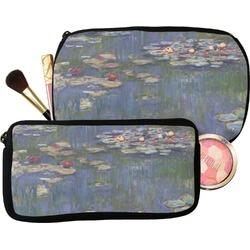 Water Lilies by Claude Monet Makeup / Cosmetic Bag