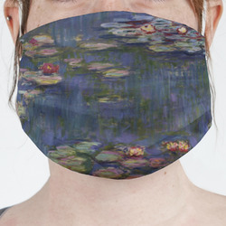 Water Lilies by Claude Monet Face Mask Cover