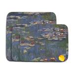 Water Lilies by Claude Monet Memory Foam Bath Mat
