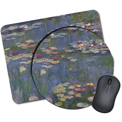 Water Lilies by Claude Monet Mouse Pads