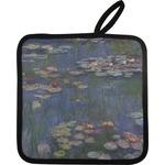 Water Lilies by Claude Monet Pot Holder