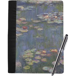 Water Lilies by Claude Monet Notebook Padfolio