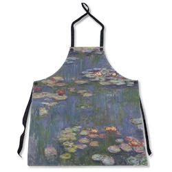 Water Lilies by Claude Monet Apron Without Pockets