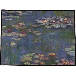 Water Lilies by Claude Monet Door Mat