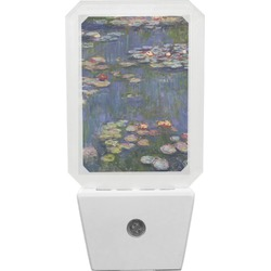 Water Lilies by Claude Monet Night Light