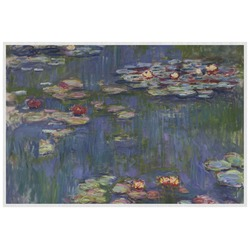 Water Lilies by Claude Monet Placemat (Laminated)