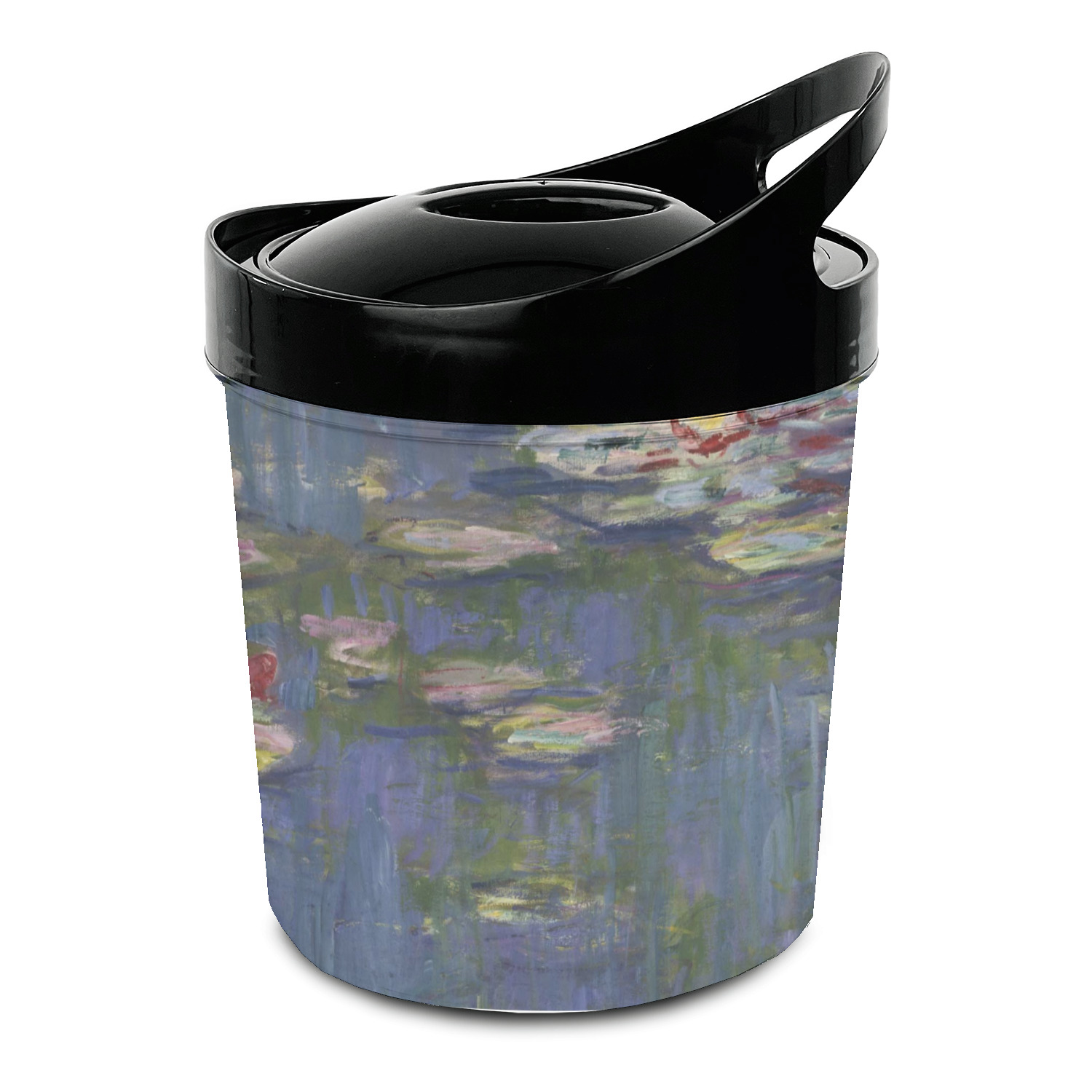 Water Lilies By Claude Monet Plastic Ice Bucket
