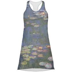 Water Lilies by Claude Monet Racerback Dress