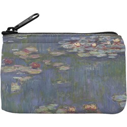 Water Lilies by Claude Monet Rectangular Coin Purse