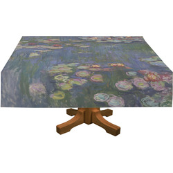Water Lilies by Claude Monet Tablecloth