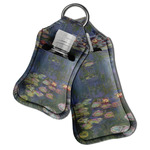 Water Lilies by Claude Monet Hand Sanitizer & Keychain Holder