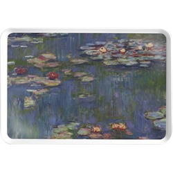Water Lilies by Claude Monet Serving Tray