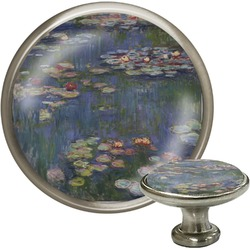 Water Lilies by Claude Monet Cabinet Knobs
