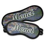 Water Lilies by Claude Monet Sleeping Eye Masks