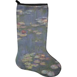 Water Lilies by Claude Monet Holiday Stocking - Neoprene