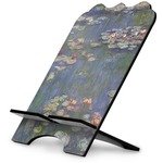 Water Lilies by Claude Monet Stylized Tablet Stand