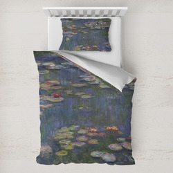 Water Lilies by Claude Monet Toddler Bedding