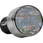 Water Lilies by Claude Monet USB Car Charger