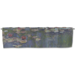 Water Lilies by Claude Monet Valance