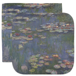 Water Lilies by Claude Monet Facecloth / Wash Cloth