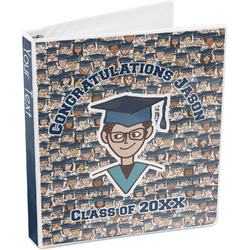 Graduating Students 3-Ring Binder (Personalized)