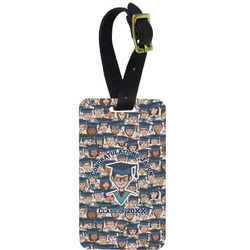 Graduating Students Aluminum Luggage Tag (Personalized)