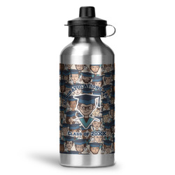 Graduating Students Water Bottle - Aluminum - 20 oz (Personalized)