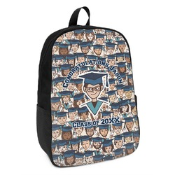 Graduating Students Kids Backpack (Personalized)
