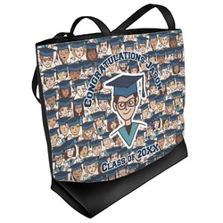 Graduating Students Beach Tote Bag (Personalized)