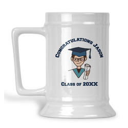 Graduating Students Beer Stein (Personalized)