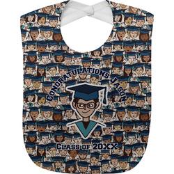 Graduating Students Baby Bib (Personalized)