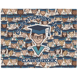 Graduating Students Placemat (Fabric) (Personalized)