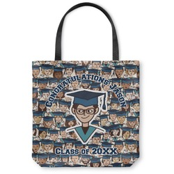 Graduating Students Canvas Tote Bag (Personalized)