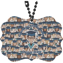 Graduating Students Rear View Mirror Decor (Personalized)