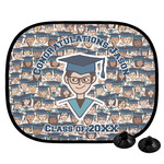 Graduating Students Car Side Window Sun Shade (Personalized)