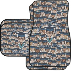 Graduating Students Car Floor Mats (Personalized)