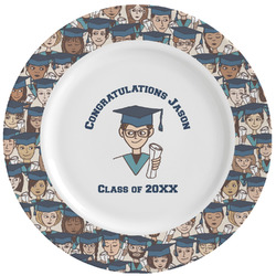 Graduating Students Ceramic Dinner Plates (Set of 4) (Personalized)