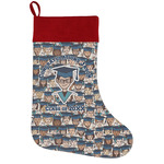 Graduating Students Holiday Stocking w/ Name or Text
