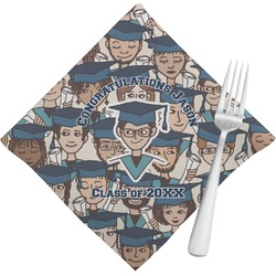 Graduating Students Napkins (Set of 4) (Personalized)