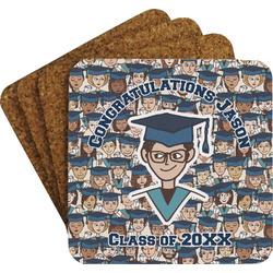 Graduating Students Coaster Set (Personalized)