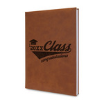 Graduating Students Leatherette Journal (Personalized)