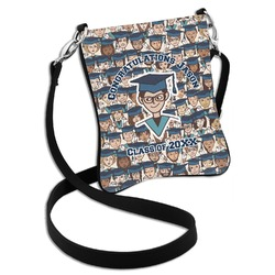 Graduating Students Cross Body Bag - 2 Sizes (Personalized)