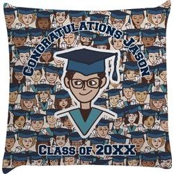 Graduating Students Decorative Pillow Case (Personalized)