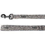 Graduating Students Deluxe Dog Leash (Personalized)