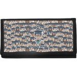 Graduating Students Canvas Checkbook Cover (Personalized)