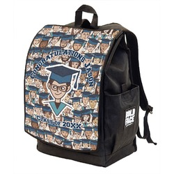 Graduating Students Backpack w/ Front Flap  (Personalized)
