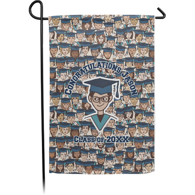 Graduating Students Garden Flag - Single or Double Sided (Personalized)